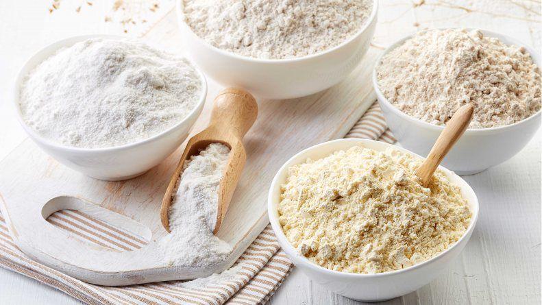Qué Aporta La Harina De Nuestro Pan Sin Gluten?