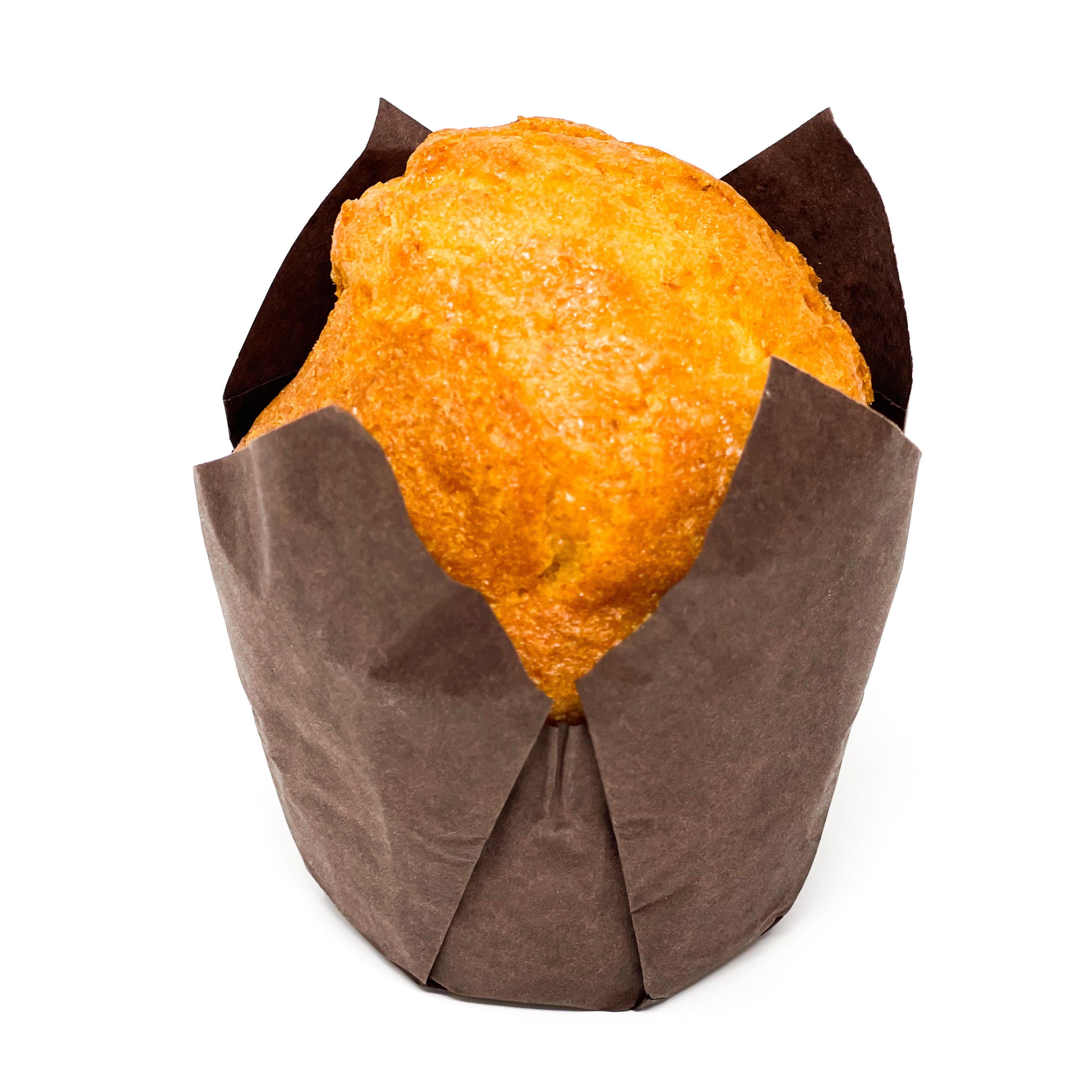 Muffin Sabor Vainilla Sin Gluten